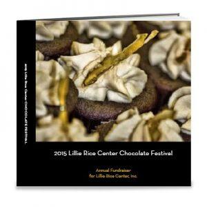 2015 Lillie Rice Center Chocolate Festival