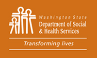 Washington State Dept of Social and Health Services logo
