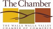 Walla Walla Valley Chamber of Commerce logo